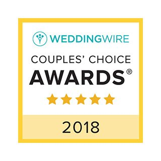 2018 Wedding Wire Couples Choice Award